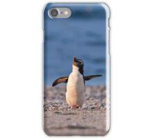 Fiordland Crested Penguin - New Zealand iPhone Case/Skin