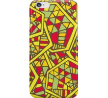 Abstract. Colorful. Mosaic. iPhone Case/Skin