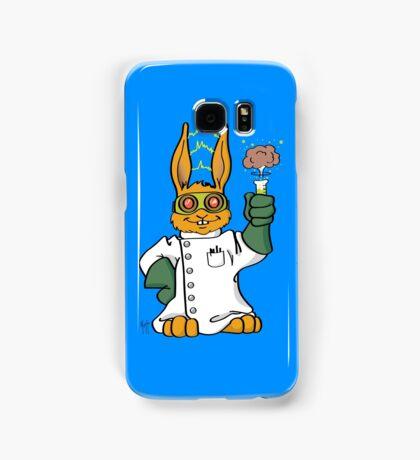 Mad Scientist In Training Bunny Samsung Galaxy Case/Skin