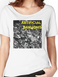 Black & White Photograph Women's Relaxed Fit T-Shirt