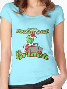 Your A Mean One Women's Fitted Scoop T-Shirt