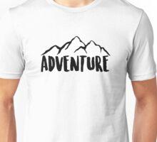 Adventure Mountains Unisex T-Shirt