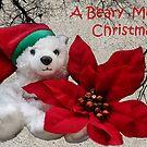 A Beary Merry Christmas!    by Heather Friedman