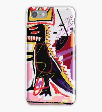 Basquiat iPhone Case/Skin