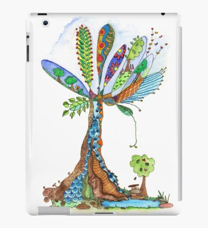 Tree of Life 12 iPad Case/Skin