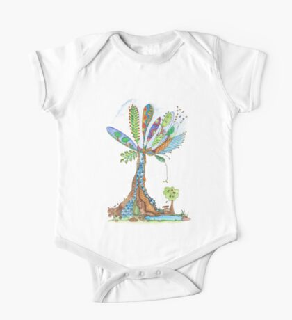 Tree of Life 12 One Piece - Short Sleeve