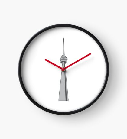 CN Tower Clock
