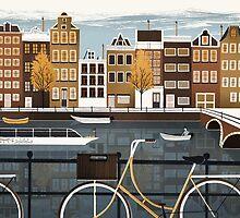 Amsterdam by Sam Brewster