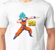 Super Saiyan God Blue Goku Dab Unisex T-Shirt