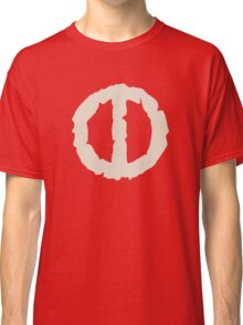 Moon Rune Collection (Lunar Red) Classic T-Shirt