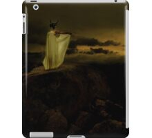 to the edge of the world and back iPad Case/Skin