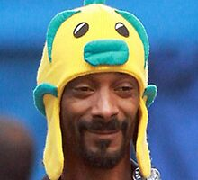 Snoop Dogg Fish Hat by DDannyDeShirto