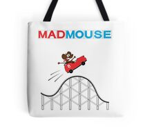 Mad Mouse by Decibel Clothing Tote Bag