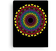 Africa Mandala Canvas Print