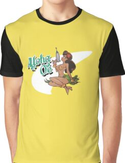 Aloha Oe Graphic T-Shirt