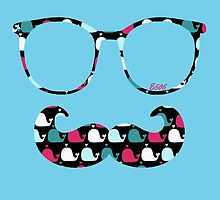 Specs & Tash (Whale) by Scarecrow506