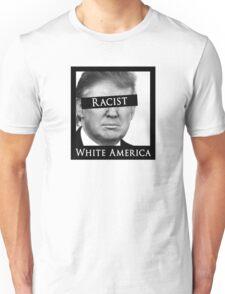 Donald Trump White America Eminem T-Shirt Unisex T-Shirt
