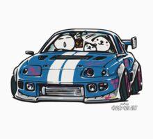 Crazy Car Art 0149 Kids Tee