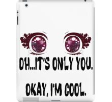 Creepy Cute - Got Anxiety? iPad Case/Skin