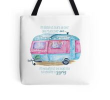 Heading to the Blue Sea Tote Bag