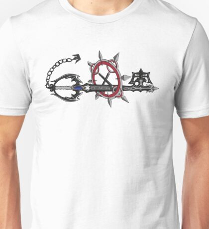 Oblivion and Chakram Unisex T-Shirt