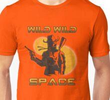 Wild Wild Space Bounty Hunter Unisex T-Shirt