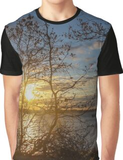 Morning Sun | Montauk, New York  Graphic T-Shirt