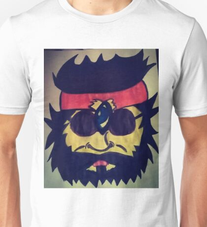 Hand-painted Tommy Chong Unisex T-Shirt