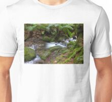 Banks of the river Unisex T-Shirt