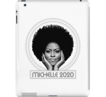 Michelle 2020 iPad Case/Skin