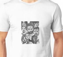 Walking Dead Fan Piece by Pandora Fox Art  Unisex T-Shirt