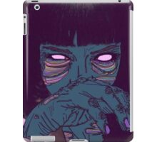 Creepy Crawly Print iPad Case/Skin