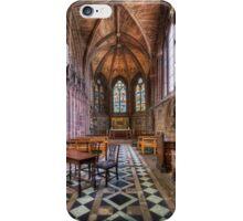 Gods Faith iPhone Case/Skin