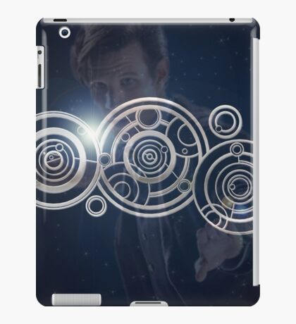 Eleventh Doctor Who Graphic iPad Case/Skin