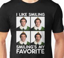 Ripple Junction Elf Smiling Buddy the Elf T-Shirt Unisex T-Shirt
