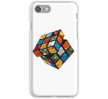Rubix Cube design  iPhone Case/Skin