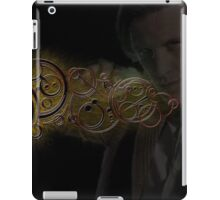 Eleventh Doctor Who Gold Graphic iPad Case/Skin