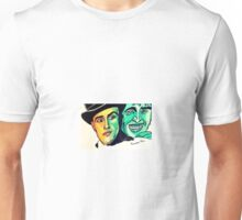 Dr Jekyll and Mr Hyde Watercolor Painting by Pandora Fox  Unisex T-Shirt