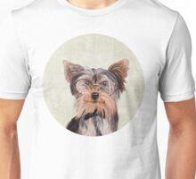 Yorkshire Terrier portrait Unisex T-Shirt