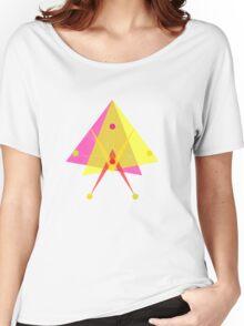 Double Arrow Pentagon Women's Relaxed Fit T-Shirt