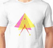 Double Arrow Pentagon Unisex T-Shirt