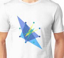 Double Arrow Octagon  Unisex T-Shirt