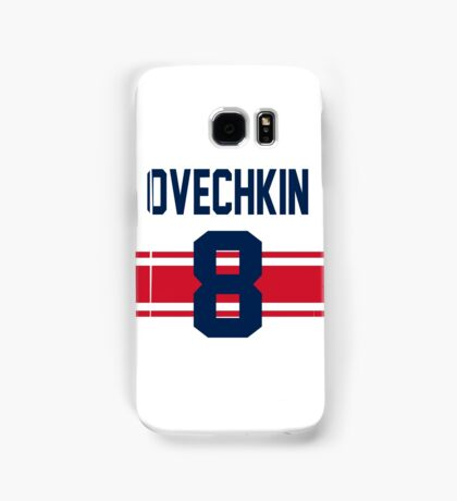 Alex Ovechkin - Verson 2 Samsung Galaxy Case/Skin
