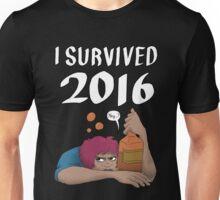 I Survived 2016 Unisex T-Shirt