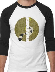 Shy raccoon Men's Baseball ¾ T-Shirt