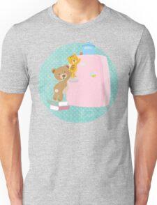 We love biscuits Unisex T-Shirt