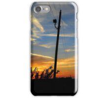 HIghway sunset iPhone Case/Skin