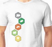 Settlers of Catan - Resource Tiles Unisex T-Shirt