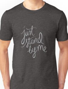 Just Stand By Me - Yuri on Ice Unisex T-Shirt