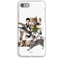 Oksana by De La Fressange iPhone Case/Skin